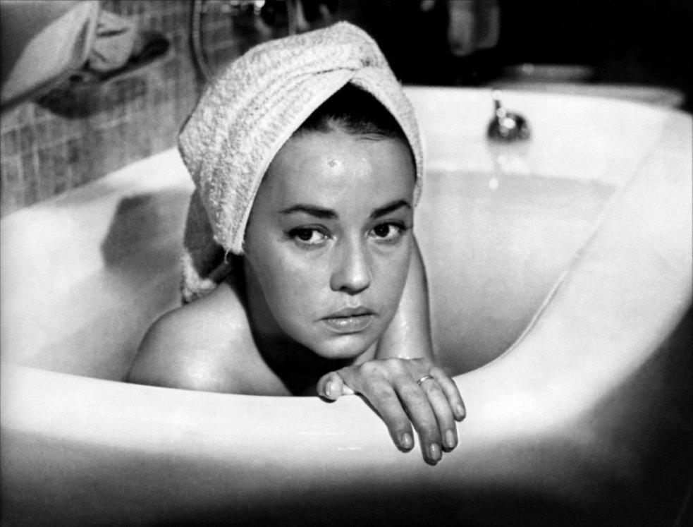 Jeanne Moreau La notte (1961)