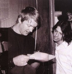 Josh Homme Dave Grohl